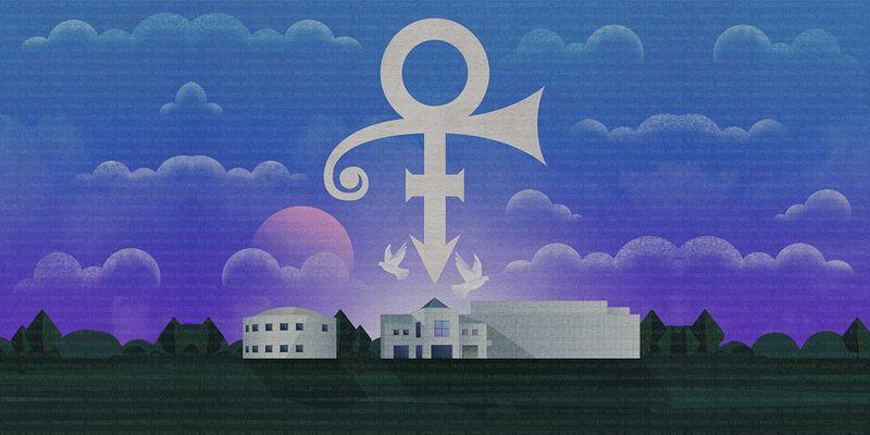 Prince — A Celebration