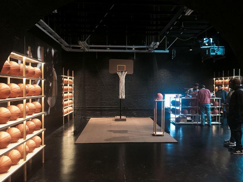 Nike One Shot