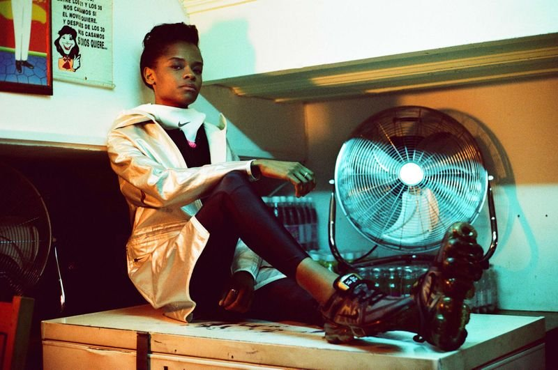 Nike x Dazed: Tech Pack ft. Letitia Wright, Alex Oxlade-Chamberlain and Dina Asher-Smith
