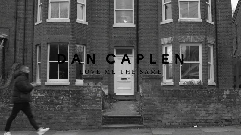 Dan Caplen - Love Me The Same (Live Session)