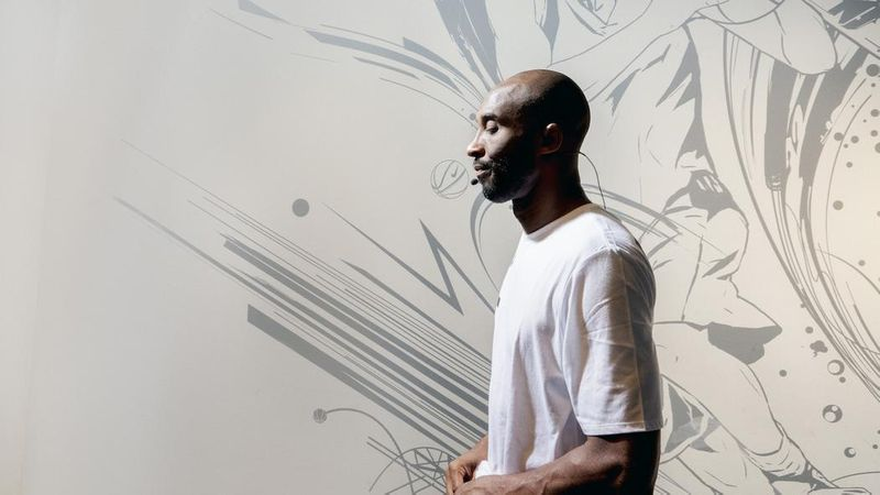 Kobe Bryant i-D magazine Interview