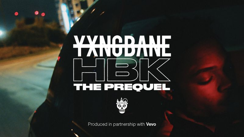 YXNG BANE  - HBK: The Prequel