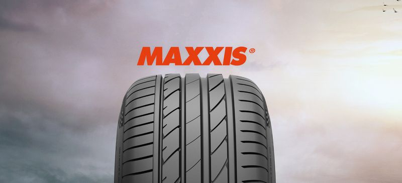 Maxxis Tyres - Top Gear
