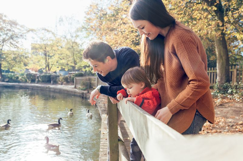 Family Day Out - Lifestyle Photography - Real People