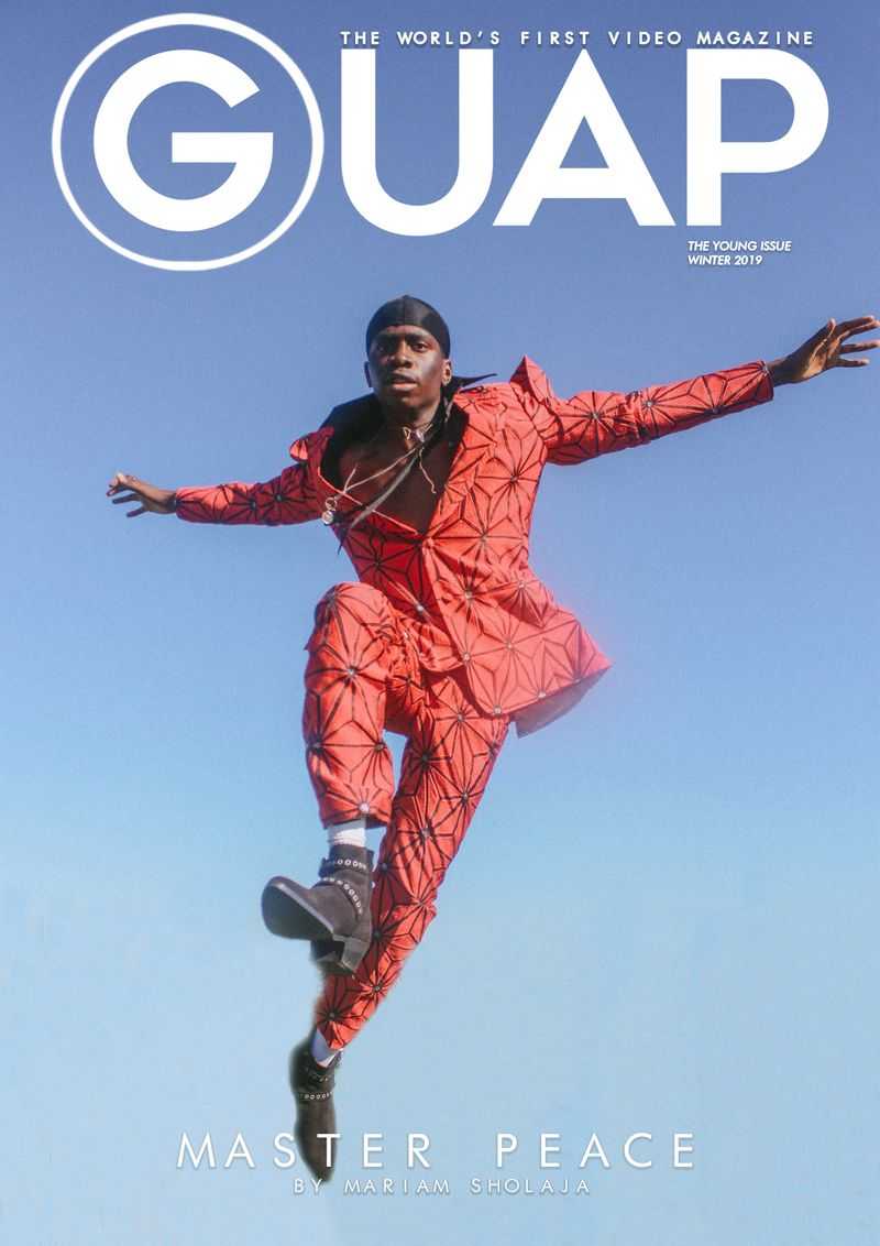 GUAP Magazine Issue 14 - The Young Issue