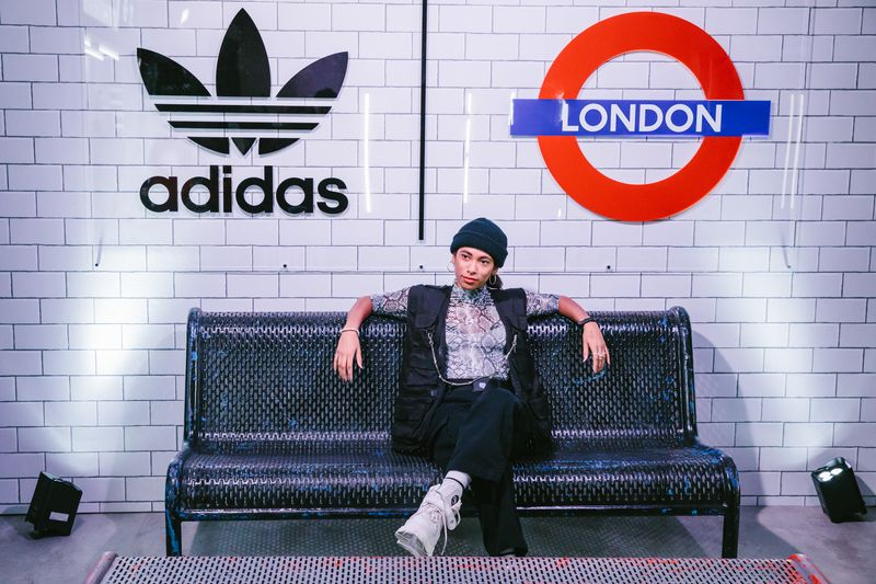 Adidas x TFL launch event