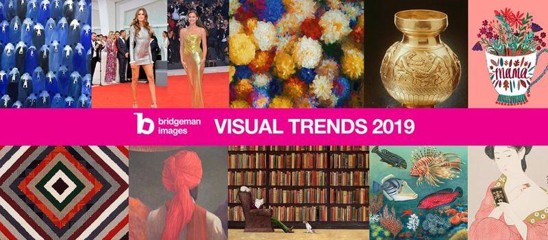 Bridgeman Images Visual Trends for 2019