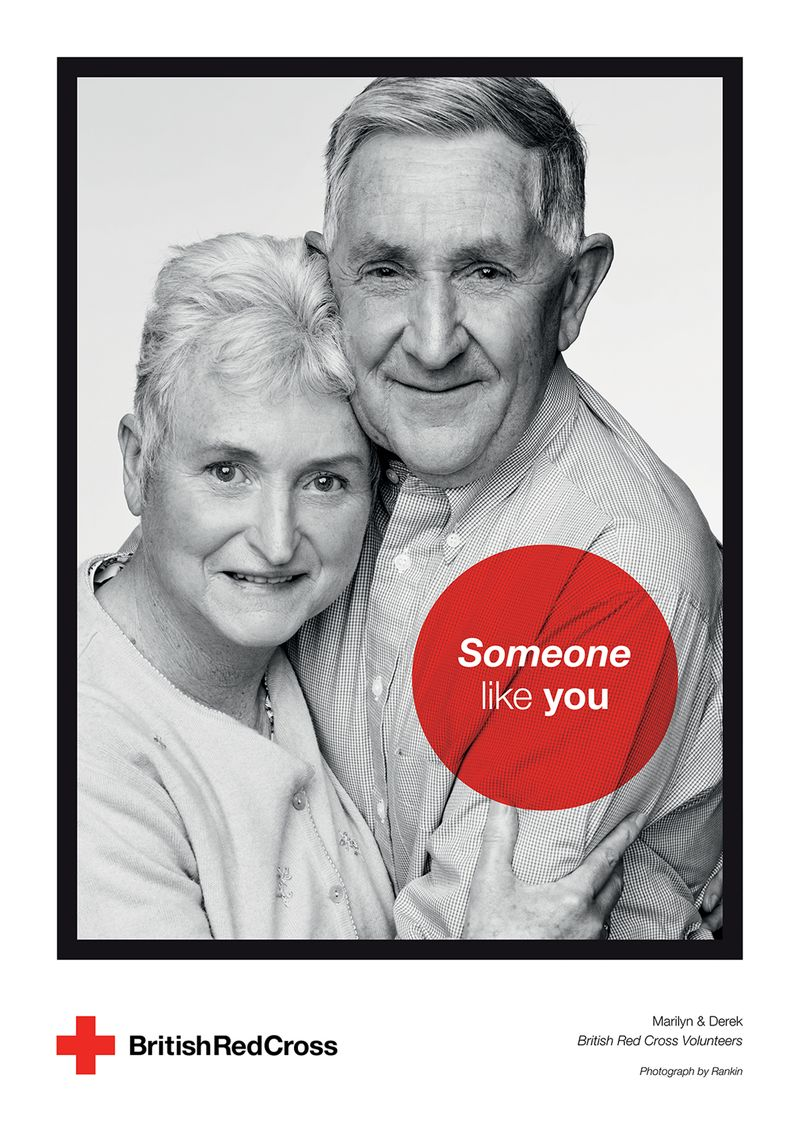 Rankin x British Red Cross - The Power of Kindness