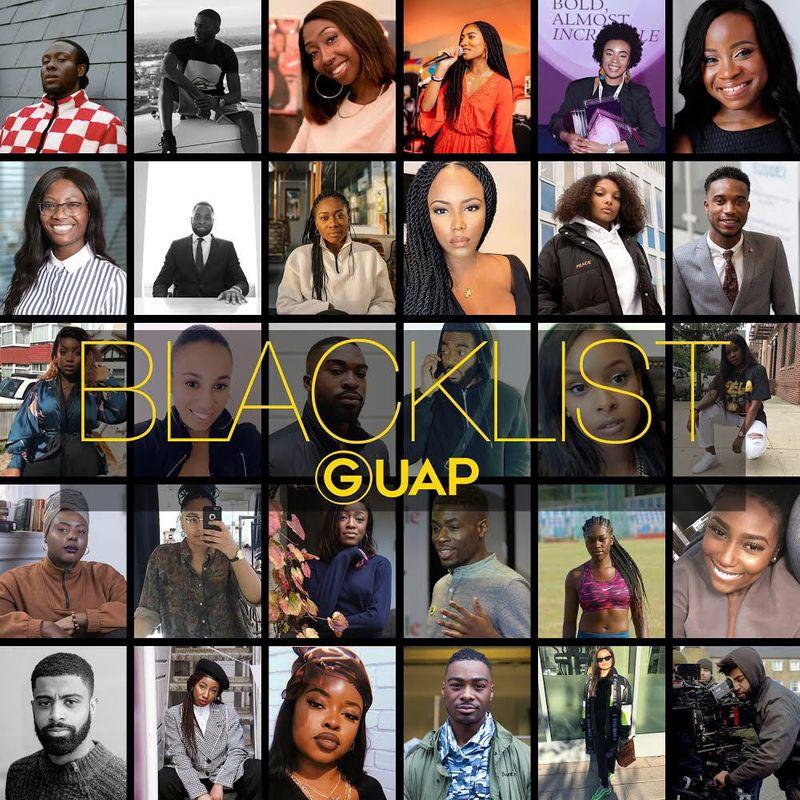 GUAP - THE BLACKLIST