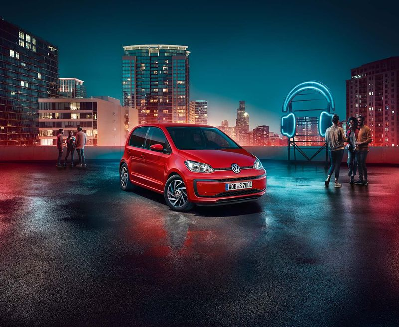 VOLKSWAGEN UP! *CAMPAIGN