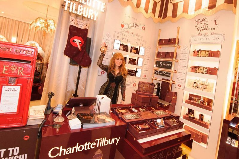 Interview: Charlotte Tilbury reveals her must-have beauty products as new store opens in Westfield White City