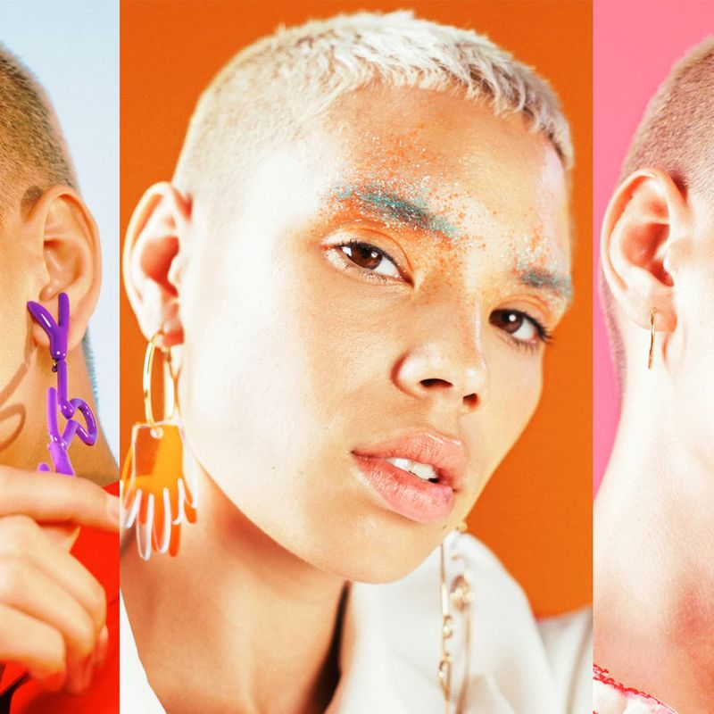 ELLE UK: 5 WAYS TO WORK 2018'S OBSESSION WITH ARTY EYEBROWS