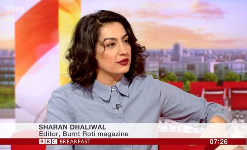 BBC Breakfast - newspaper reviews