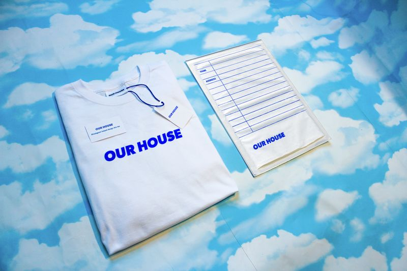 OUR HOUSE PACKAGING