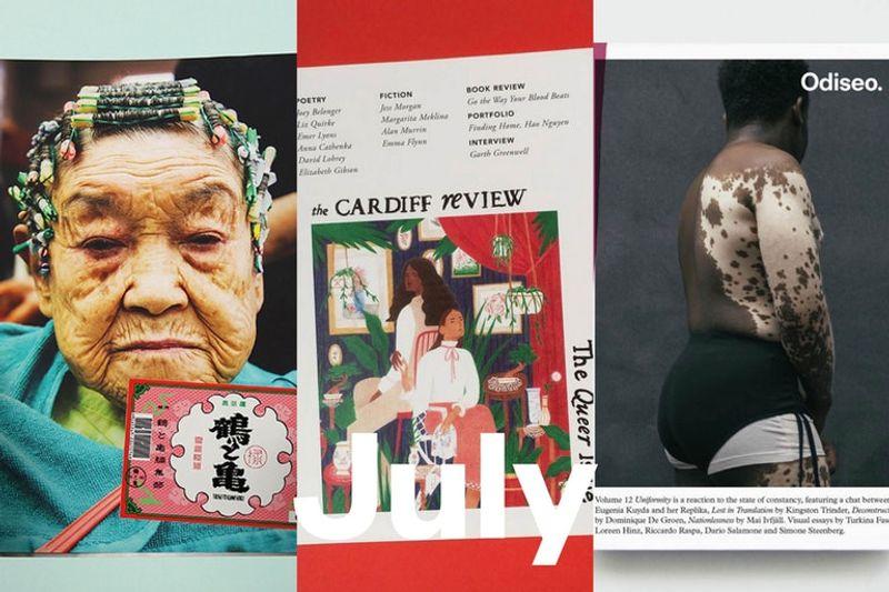 Artefact Magazine - Stack Award Nominee