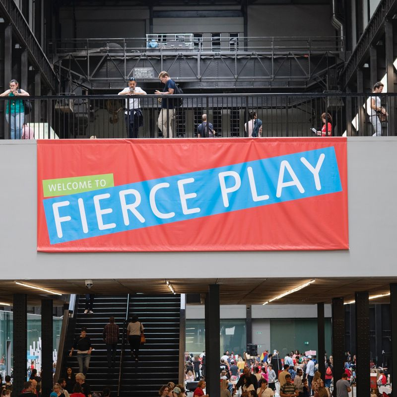 Fierce Play