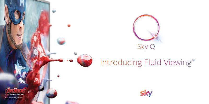 Sky Q - Fluid Viewing