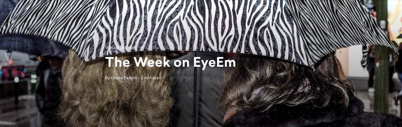The Week on EyeEm Curation