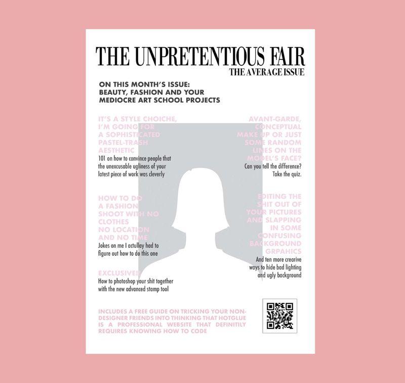 The Unpretentious