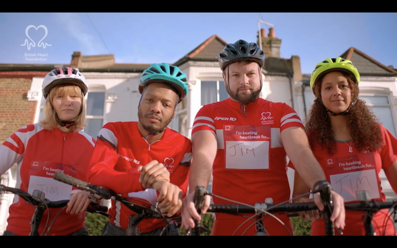 British Heart Foundation, London To Brighton Bike Ride 2019