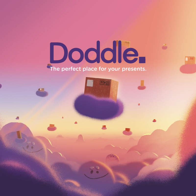 Doddle Christmas Campaign