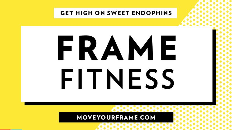 Frame Fitness Classes