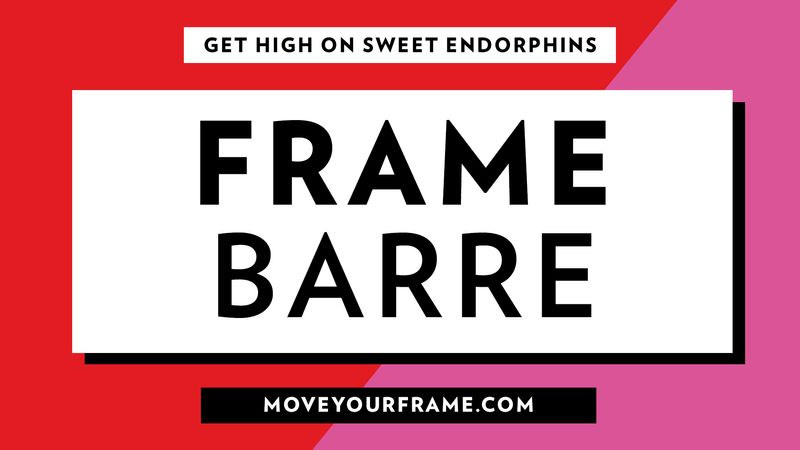 Frame Barre Classes