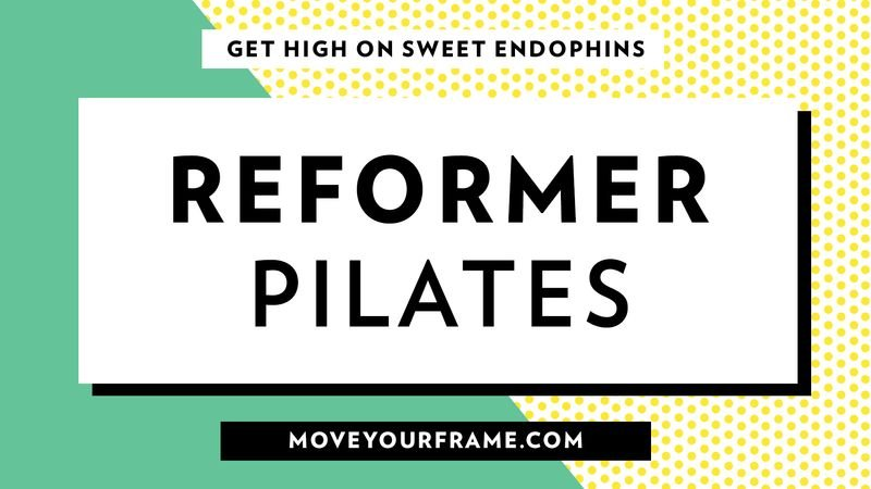 Frame Reformer Pilates Classes