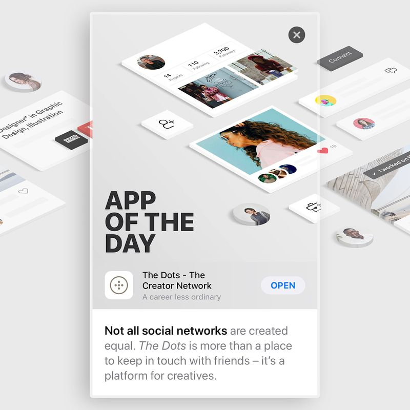 The Dots | Apple App of the Day