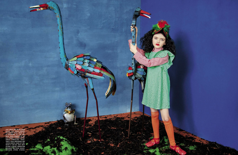 Vogue Bambini - Love the time of coloured dreams