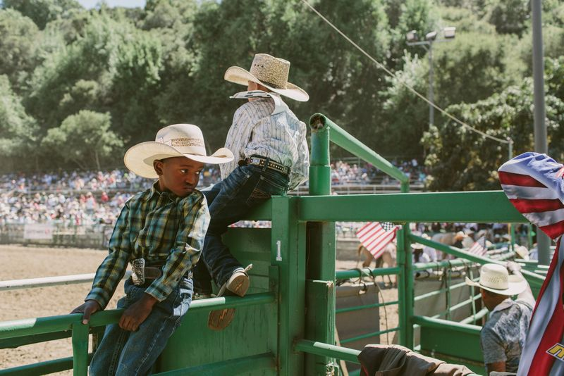 Inside the USA's Only Traveling African American Rodeo