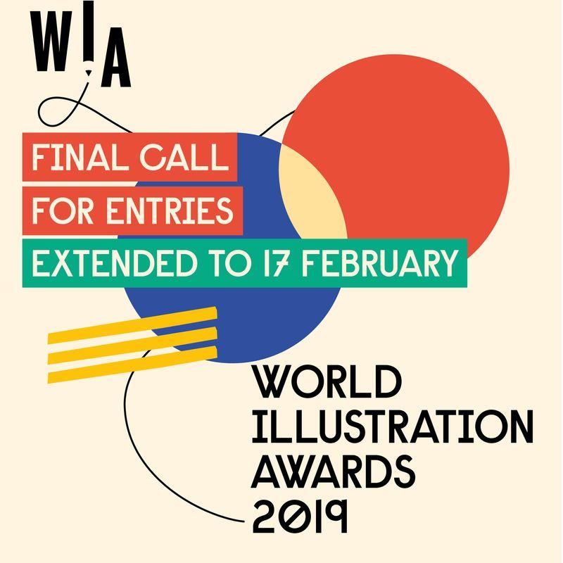 World Illustration Awards - entries closing soon!