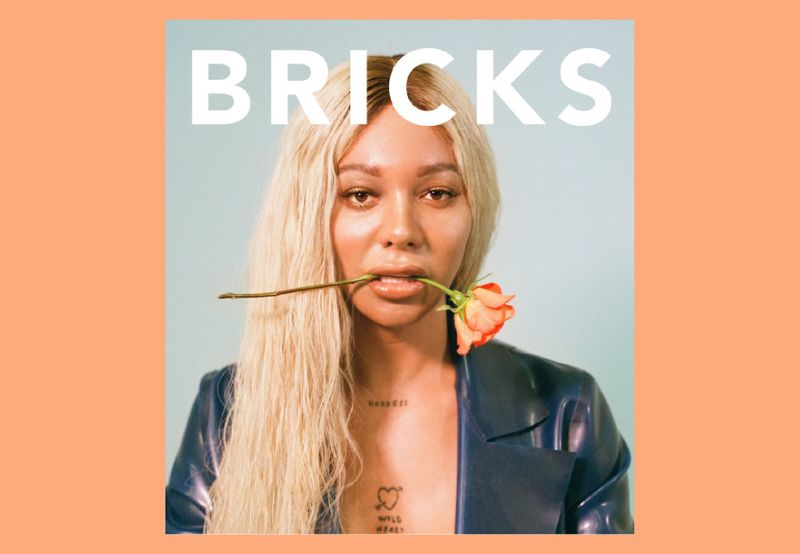 'Getting To Know Munroe' Cover Story for Bricks Magazine