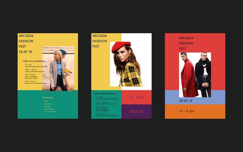 Arcadia Fashion Festival