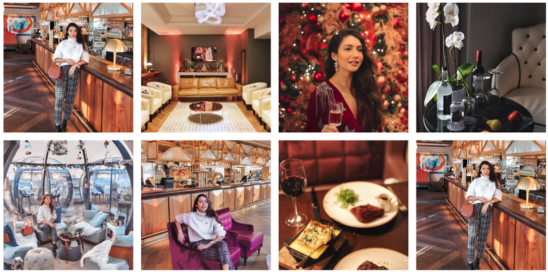 Montcalm Hotel Group & Bicester Village - Influencer Collaboration