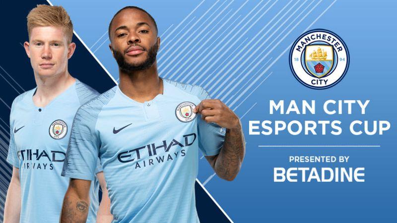 EA Sports X FIFA 18: Man City Esports Cup; Live