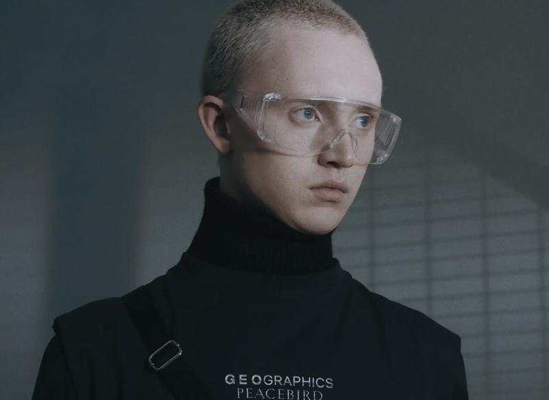 Geographics/Peacebird: social promo SS19 streetwear