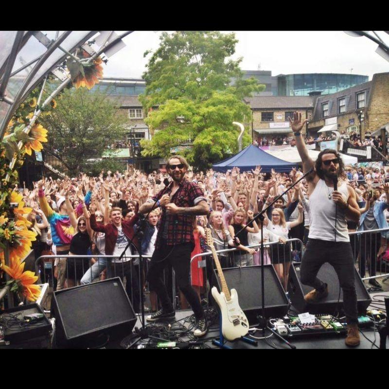 Camden Lock Live Fest