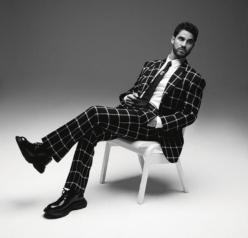 Darren Criss x Hunger Magazine Issue 15