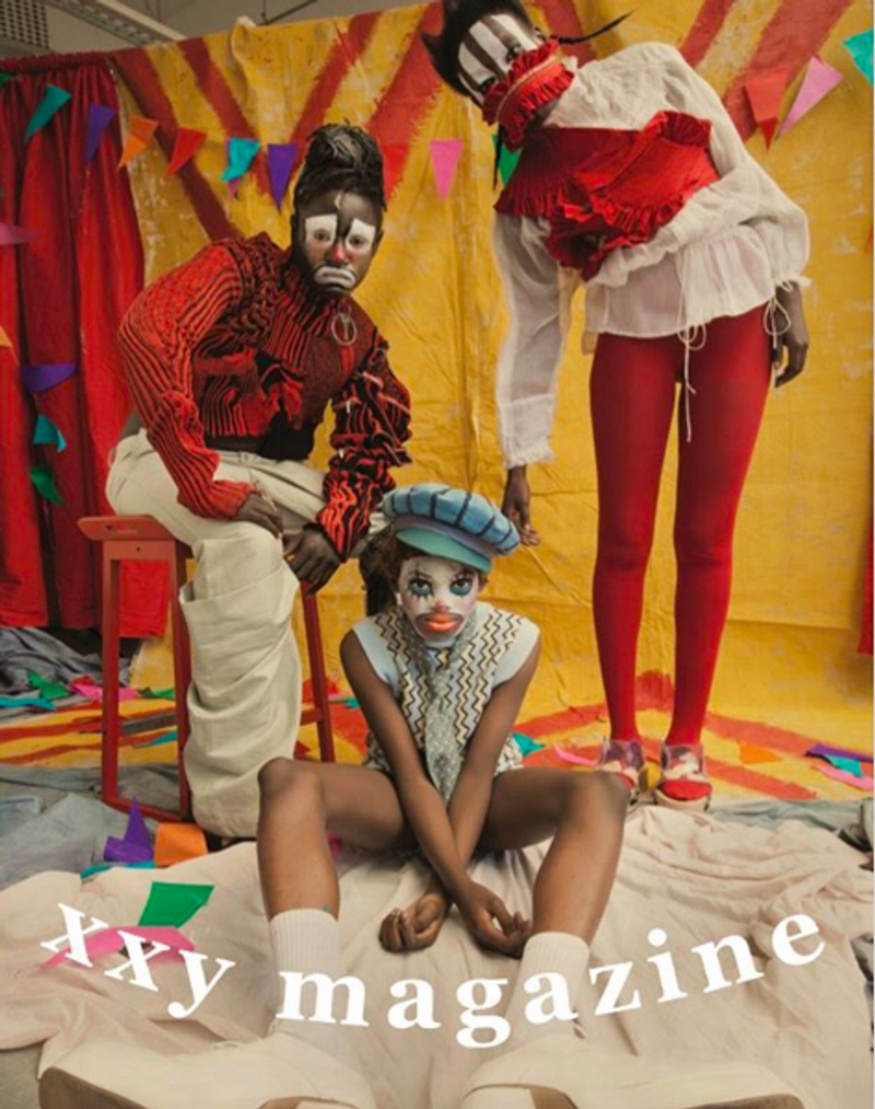 Edited XXY Magazine's debut print issue