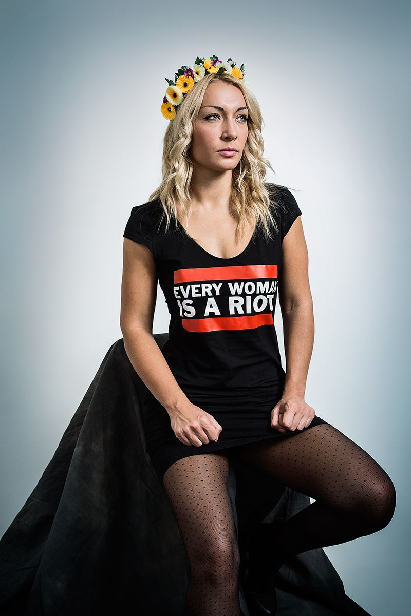 Frontline Feminists