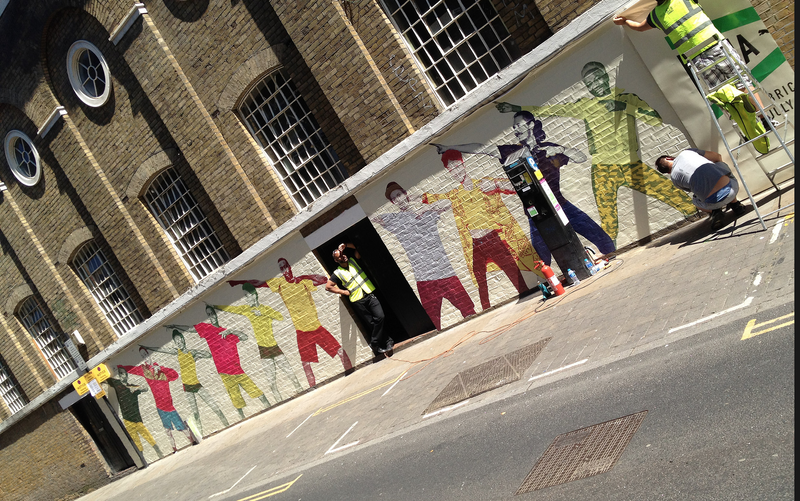 Puma Yard, London 2012