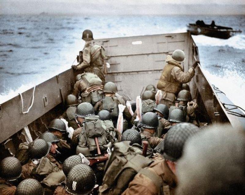 Explore the landmark anniversary of D-Day: 75 Years in 2019