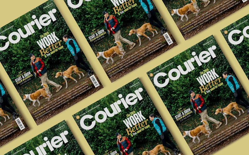Courier  Bi-Monthly Issues and Special Projects March'18 - March'19