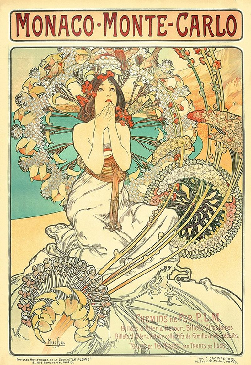 Mucha: The Allure of the Poster