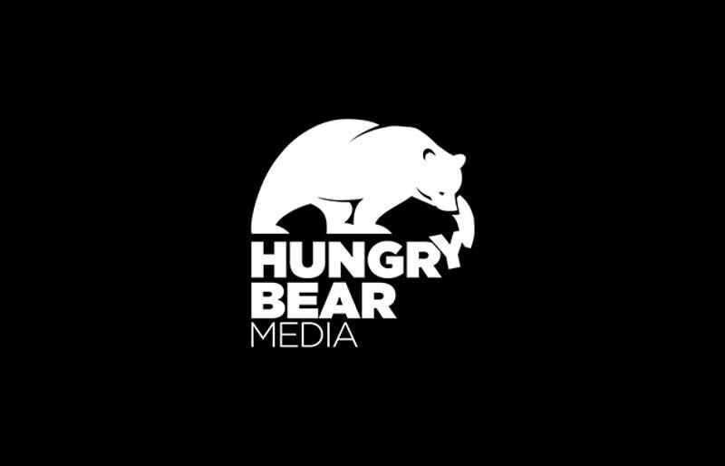 Hungry Bear Media Logo