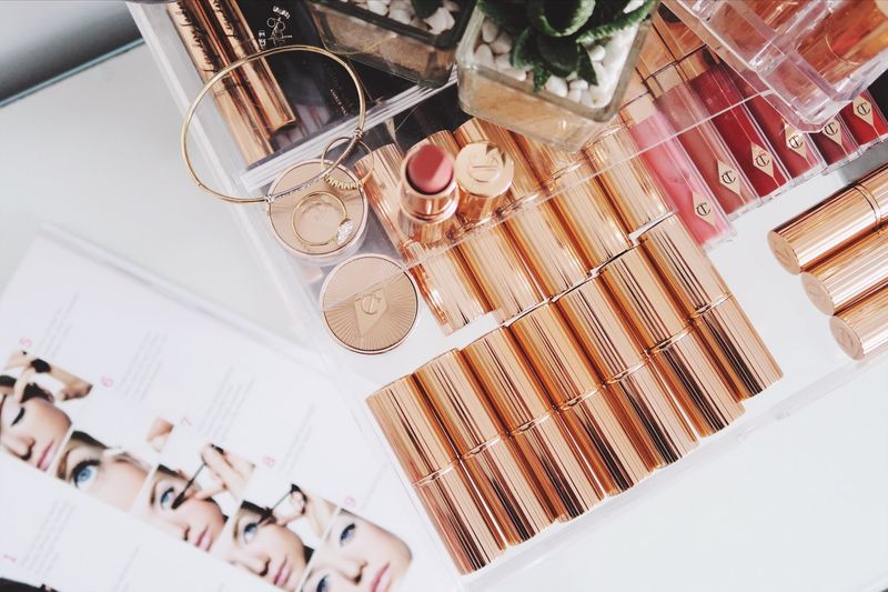 #ProjectConfidence with Charlotte Tilbury