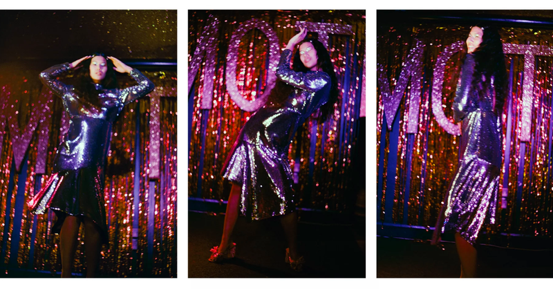 Follow The Call Of The Disco Ball: Our Favourite Party Season Looks