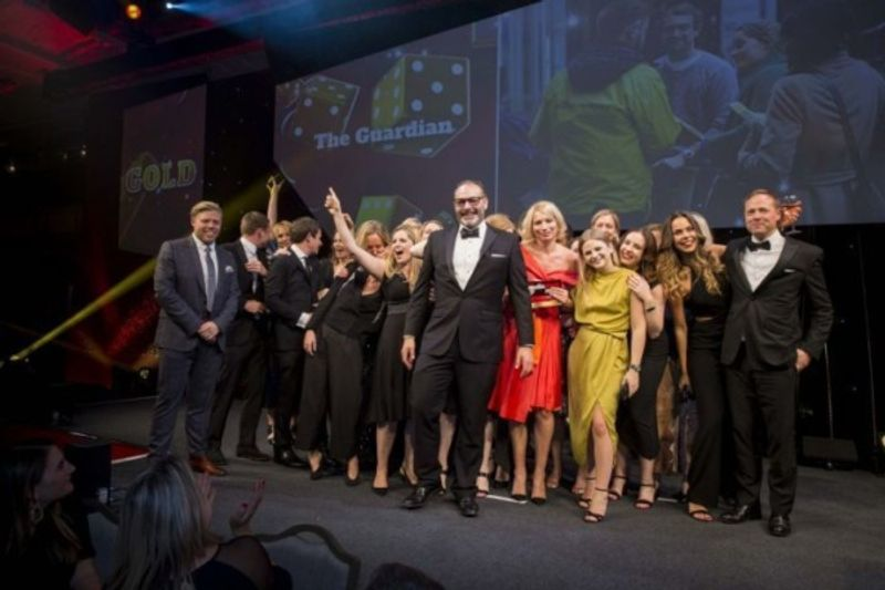 The Guardian - Sales Team of the Year - 2018