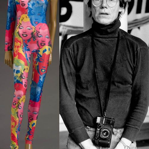 Fashion Designers Inspired By Art The Dots